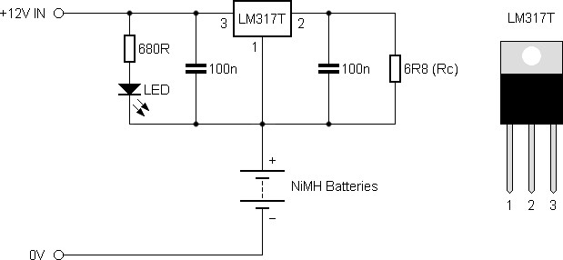 Can you tell us how this NiMH charger works ? What